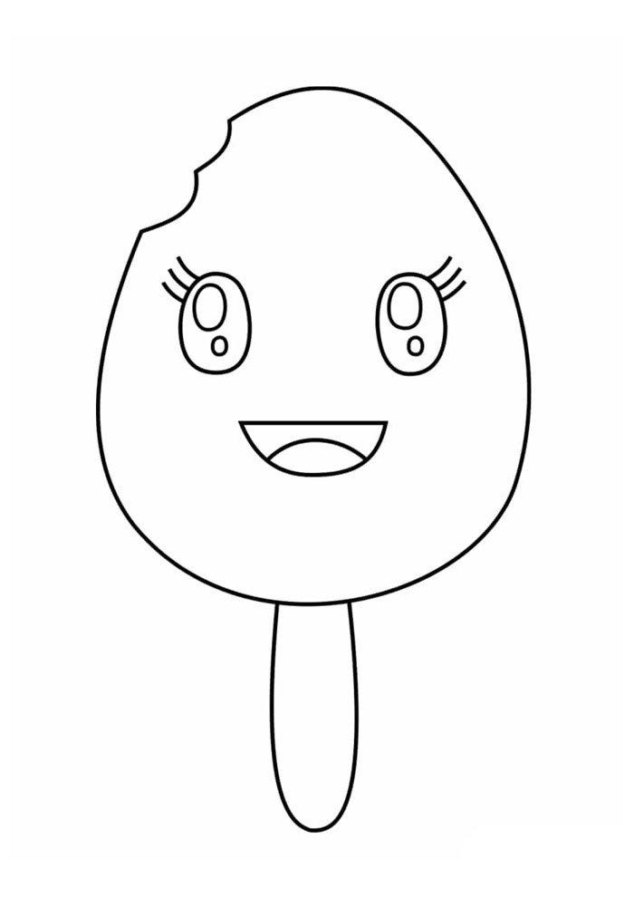 Kawaii coloring page 62
