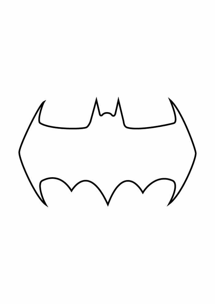 batman coloring page13
