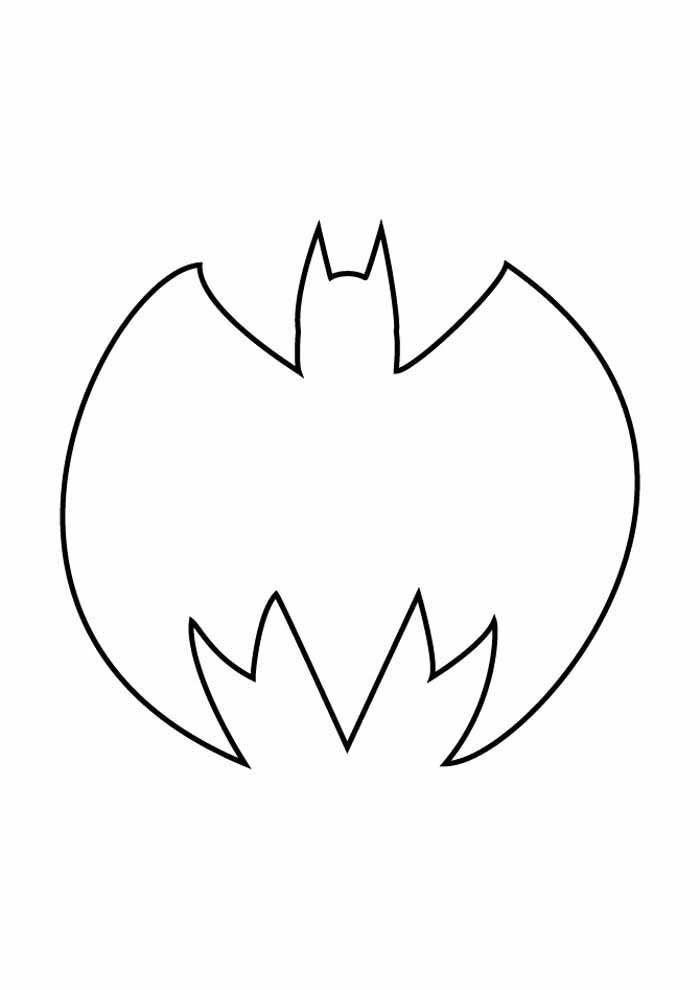 batman coloring page14