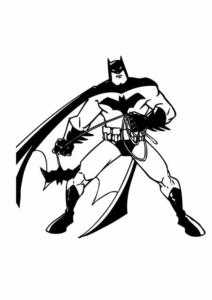 batman coloring page15