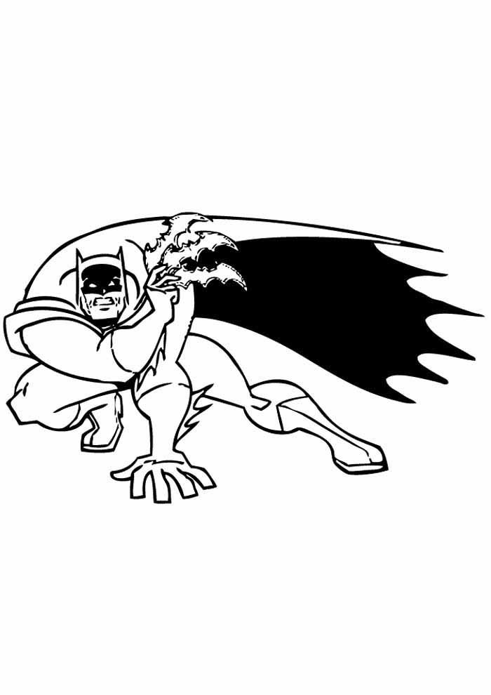batman coloring page21