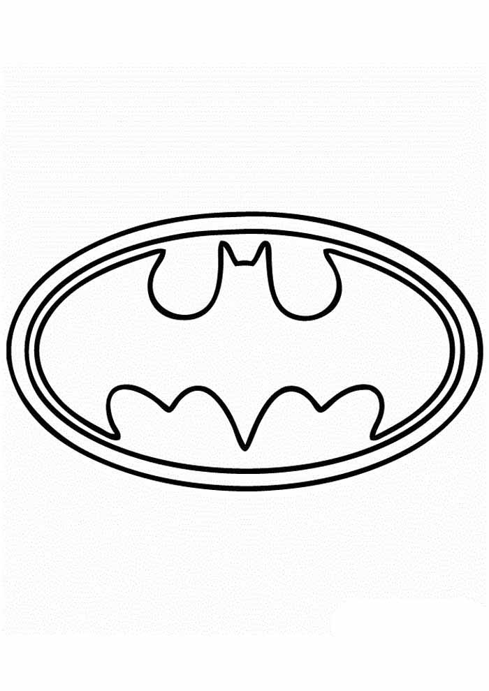 batman coloring page22