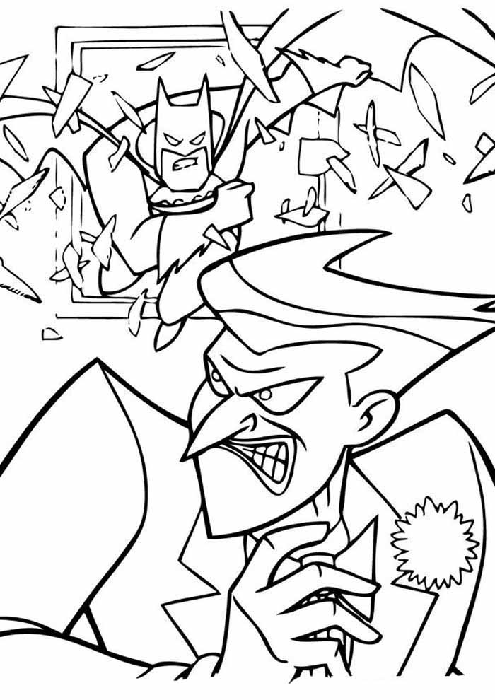 batman coloring page9