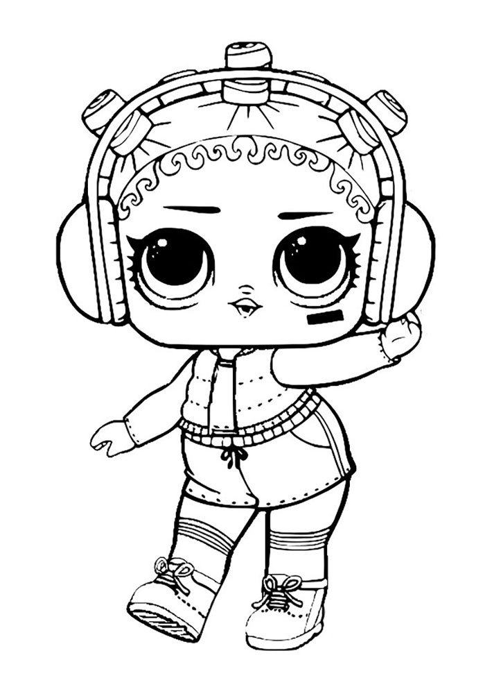 lol coloring page beats