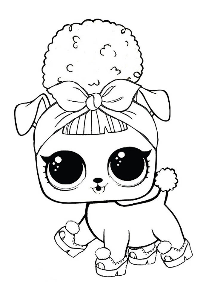 lol coloring page pet bee