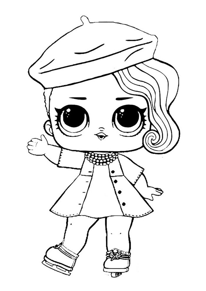 lol coloring page posh