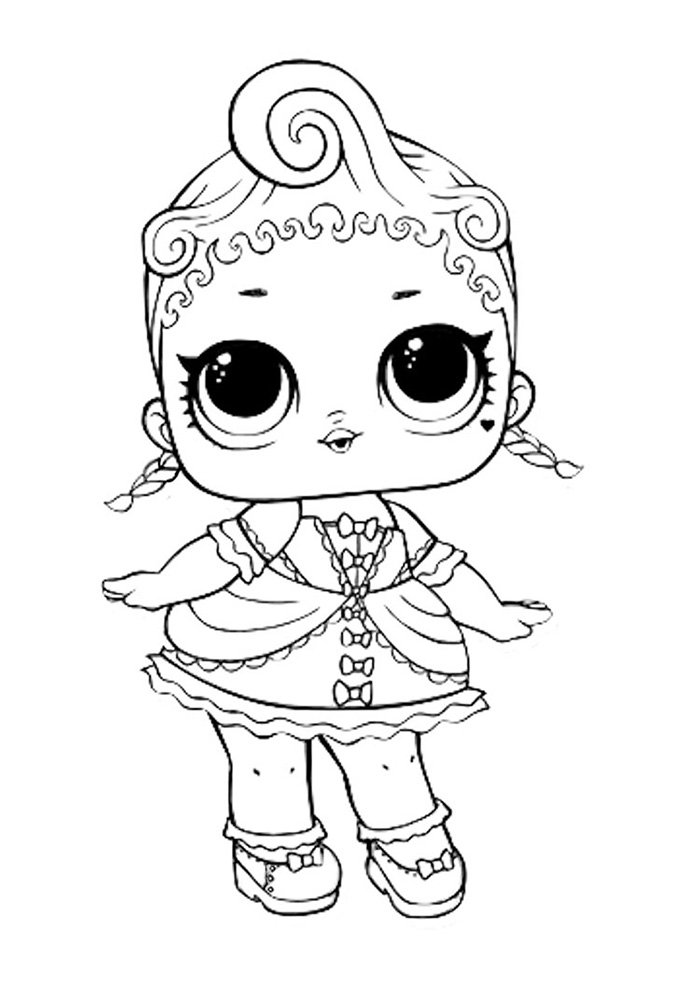 lol coloring page royal high ney