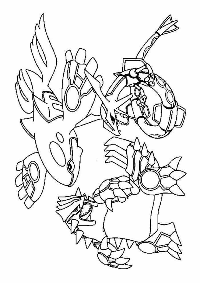 pokémon coloring page 11