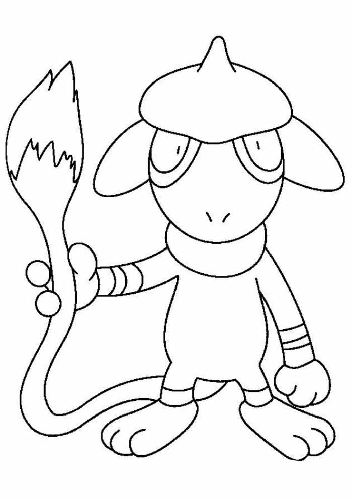 pokémon coloring page 15