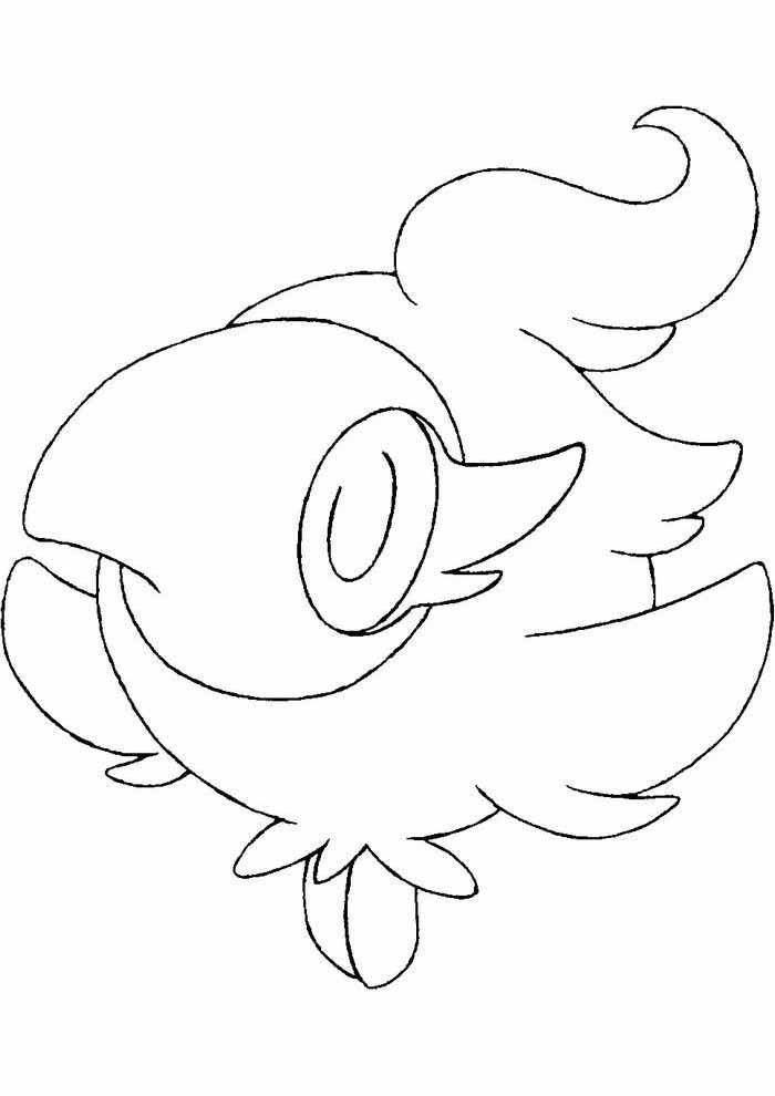 pokémon coloring page 32
