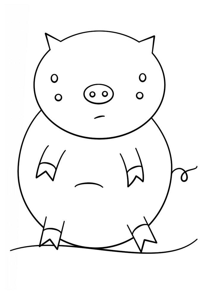 Dibujos kawaii para colorear 44