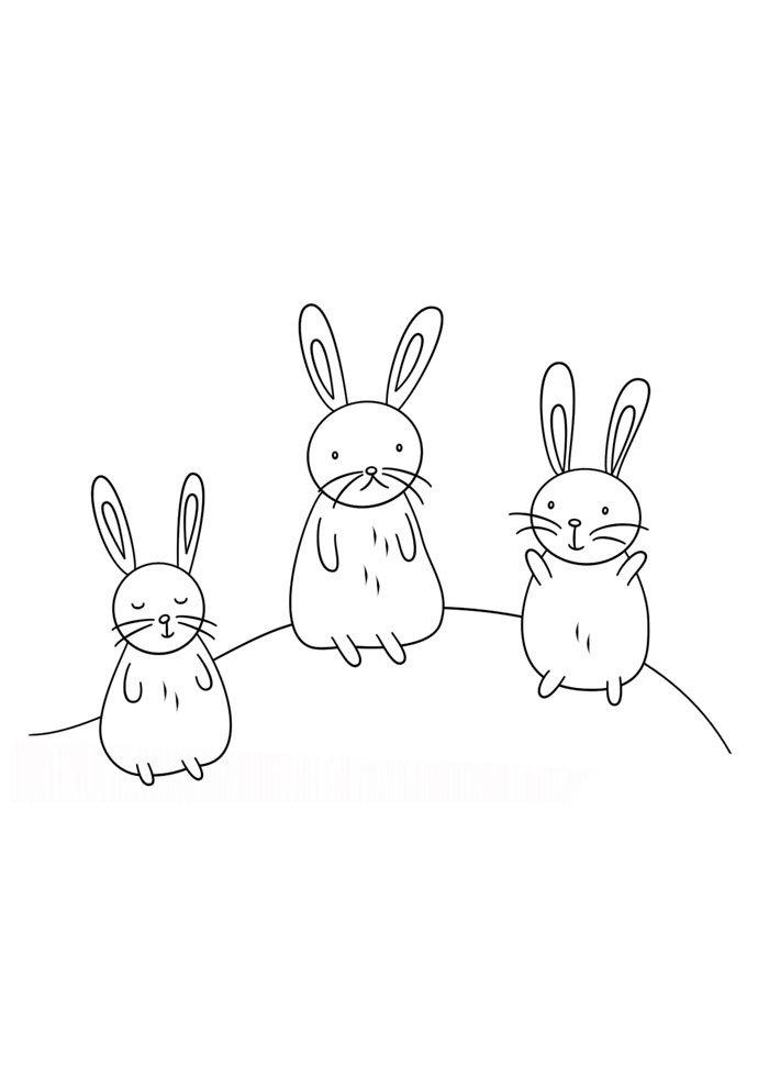 Dibujos kawaii para colorear 55