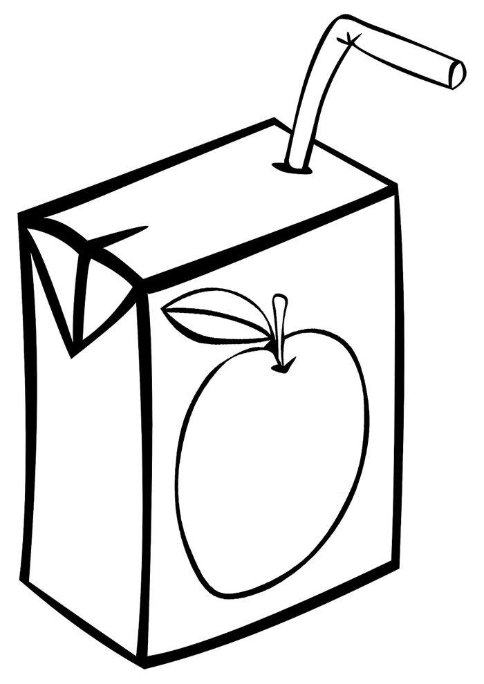 apple coloring page 37
