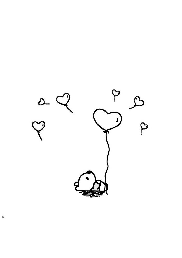 balloon coloring page 11