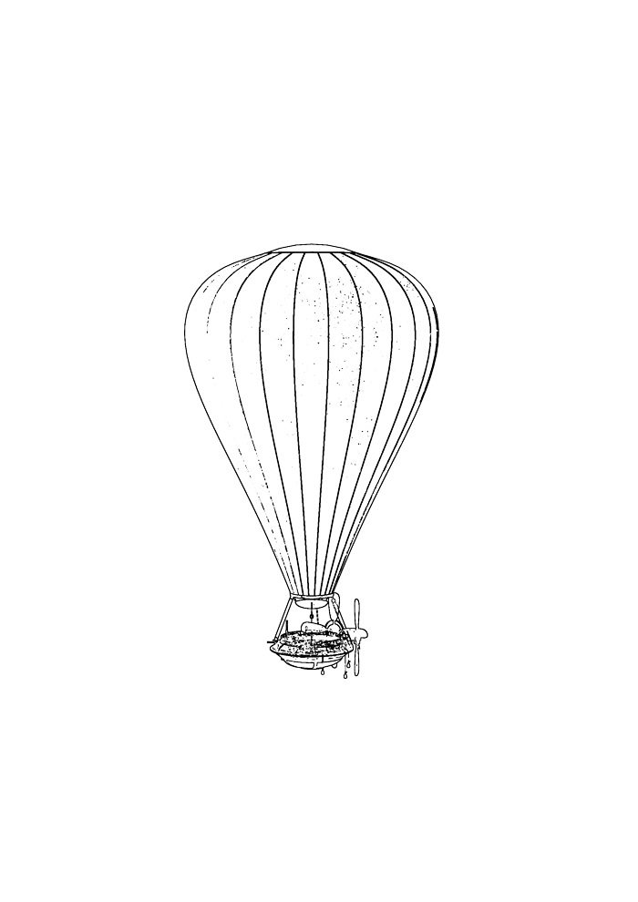 balloon coloring page 14