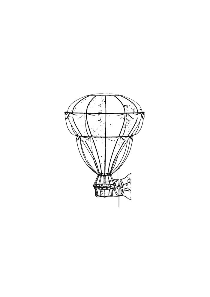 balloon coloring page 16