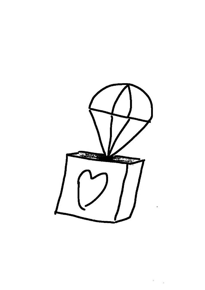 balloon coloring page 19