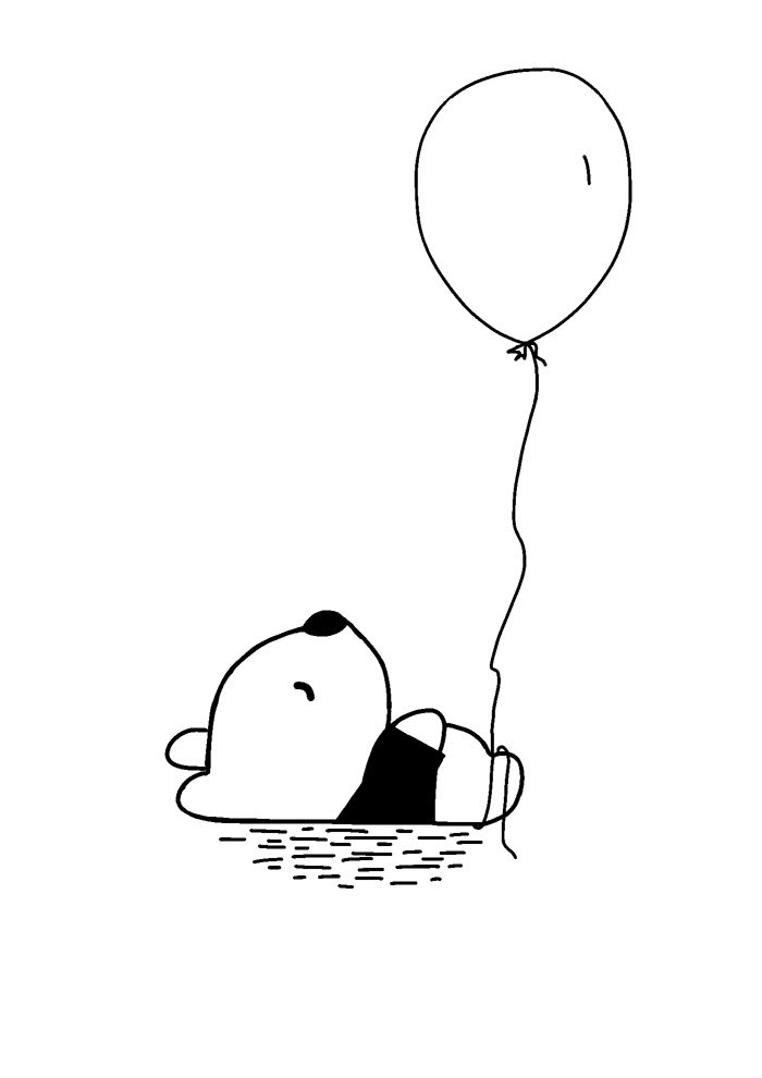 balloon coloring page 20