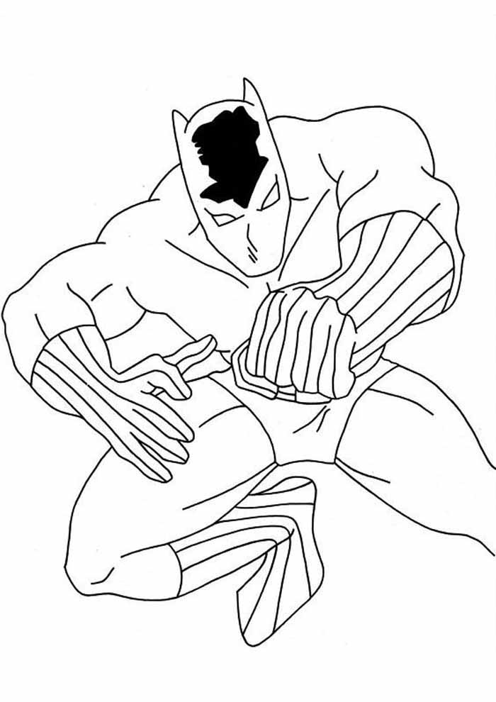 captain america coloring page 52