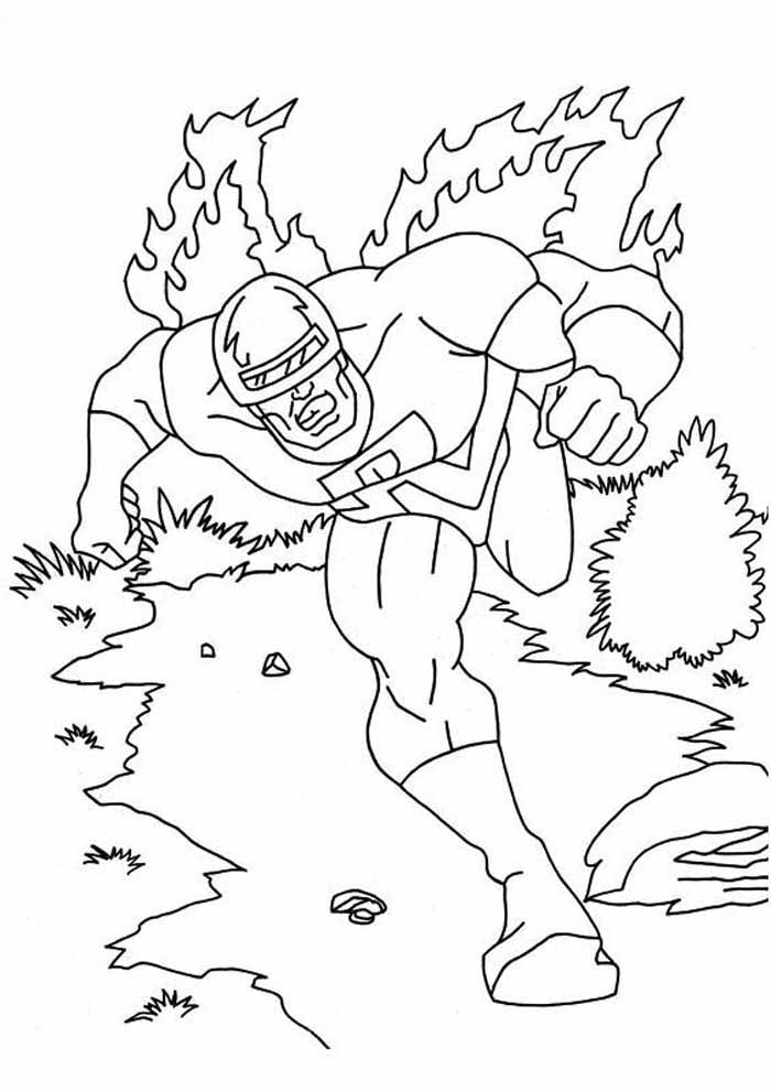 captain america coloring page 60