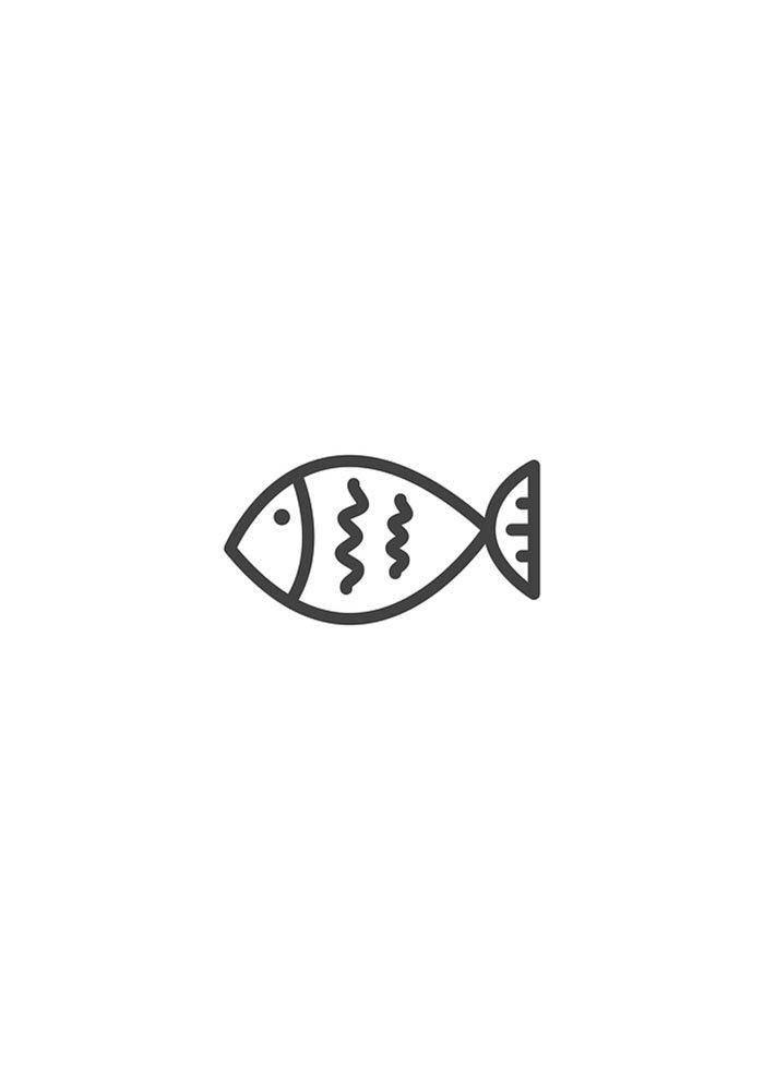 coloriage poisson 26