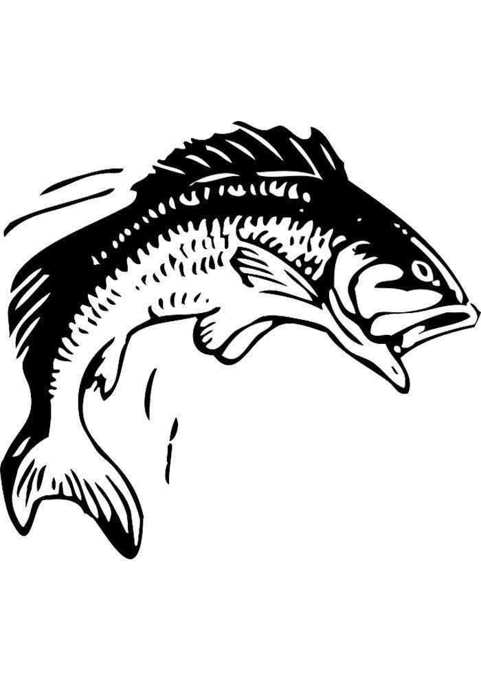 coloriage poisson 6