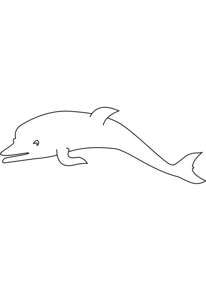 coloriage poisson 8