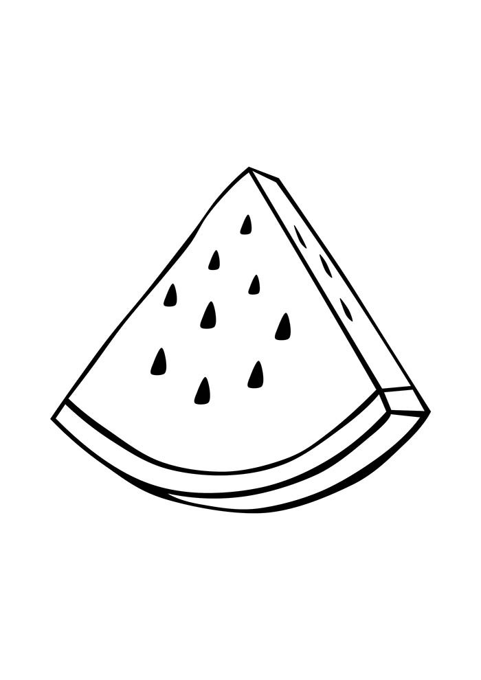 fruit coloring page 29
