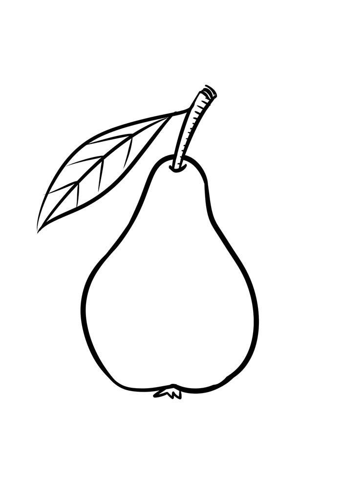 fruit coloring page 33