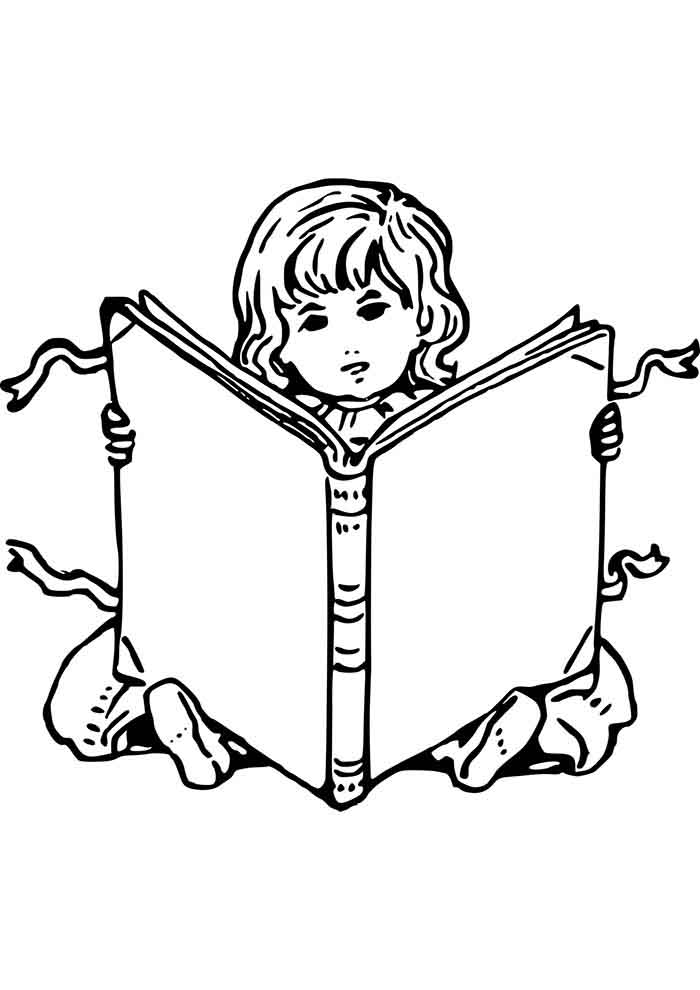 girl coloring page 25