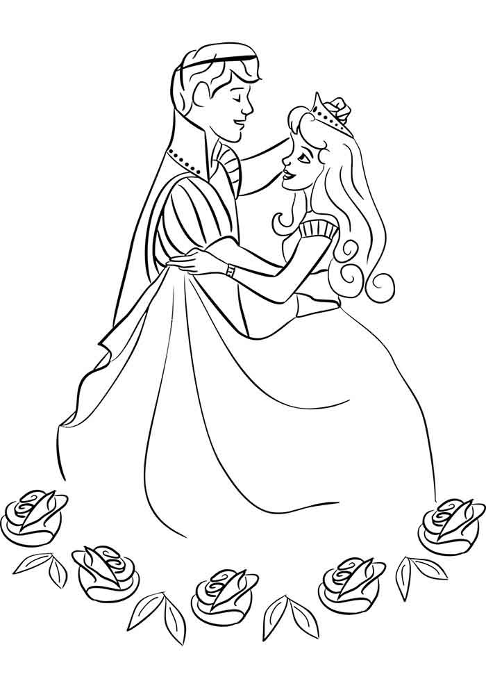 girl coloring page 40