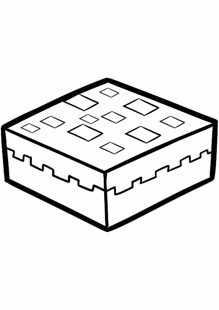 minecraft coloring page 70