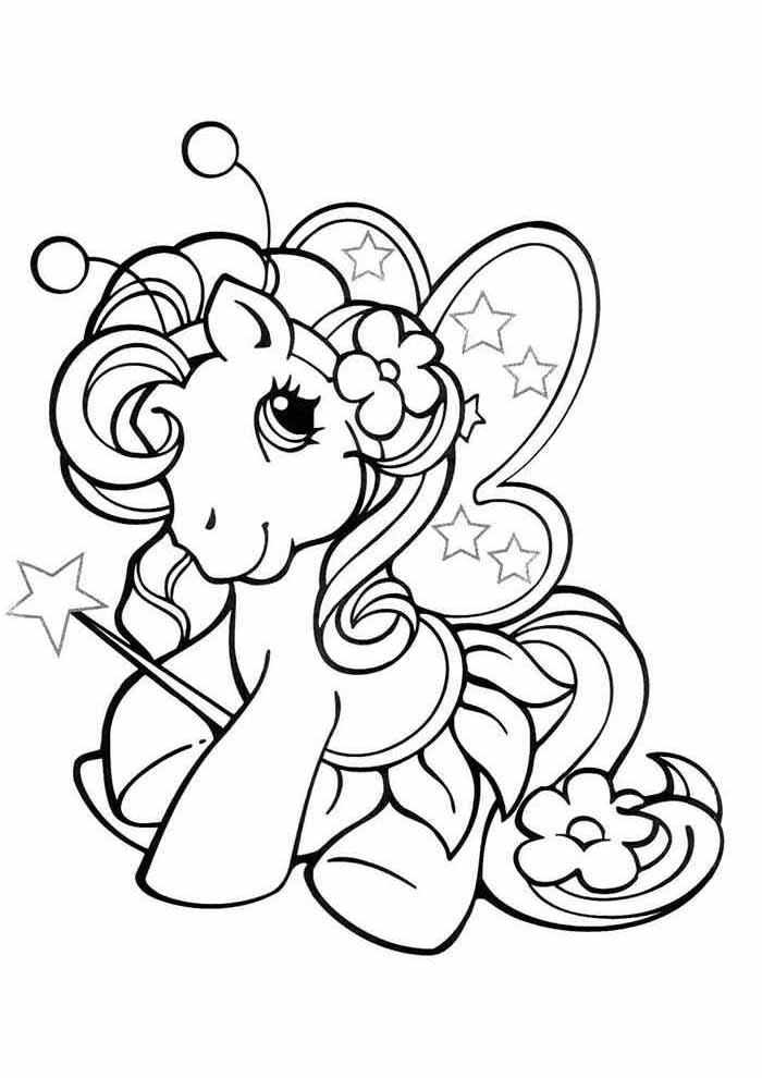 my little pony para colorear 29