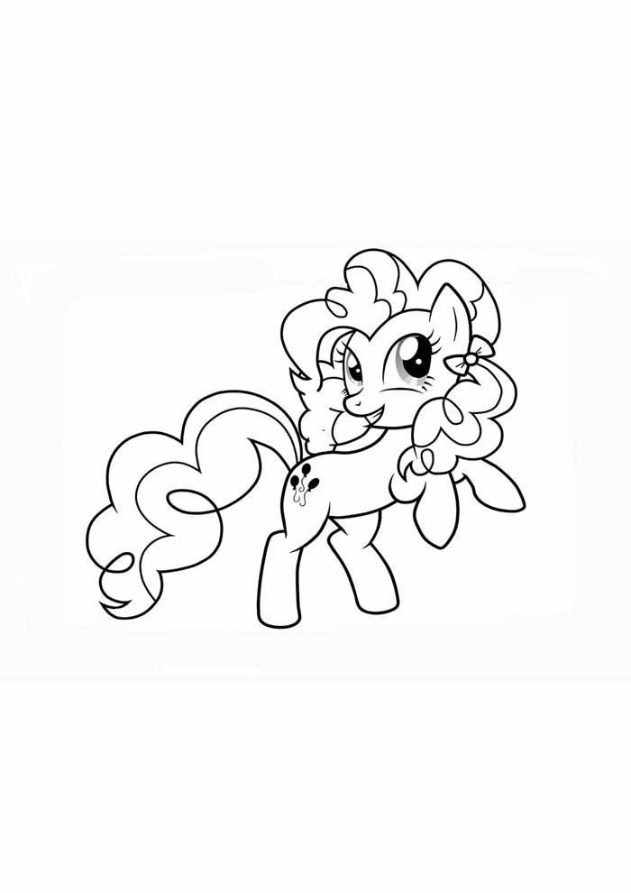 my little pony para colorear 62
