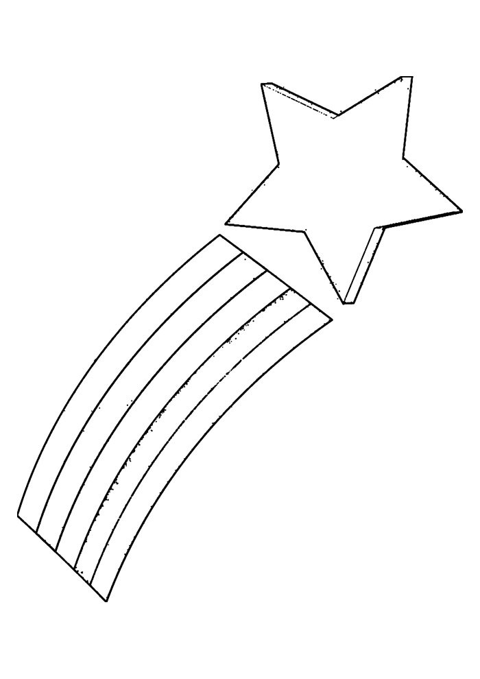 rainbow coloring page 34