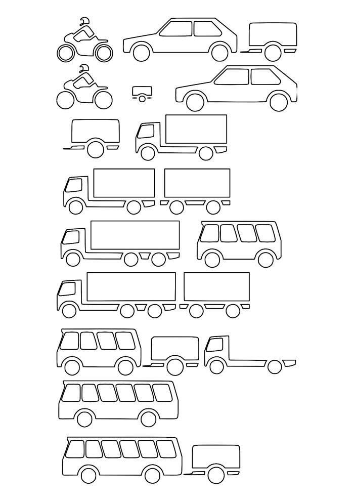 truck coloring page 29