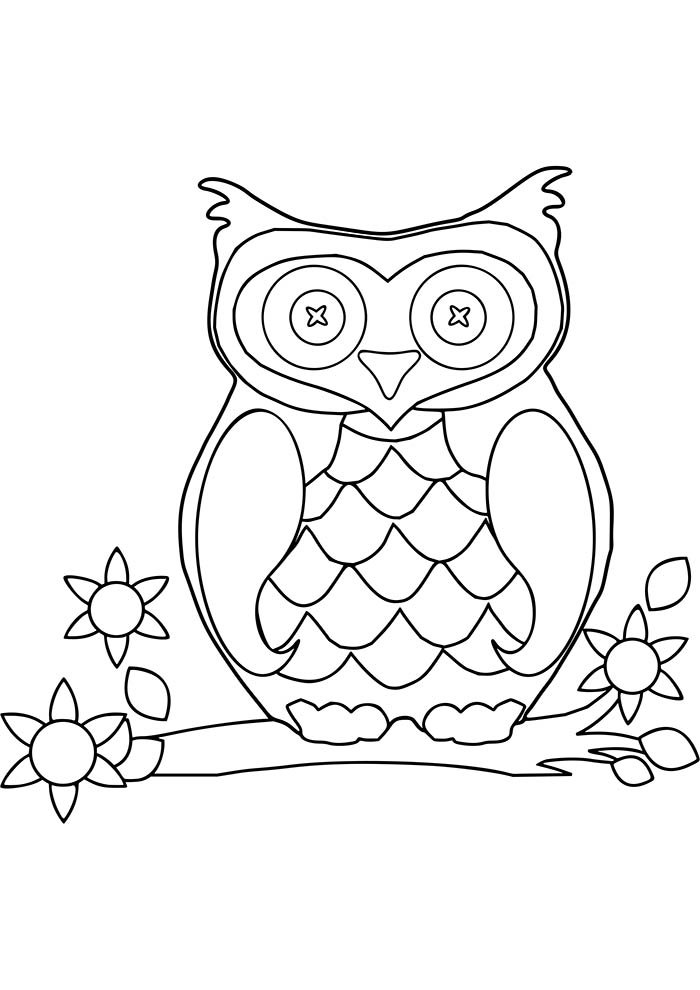 animal coloring page 10