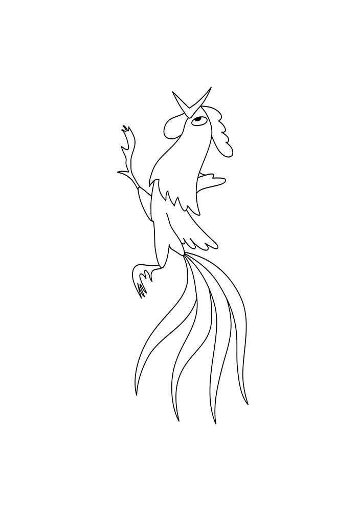 animal coloring page 15