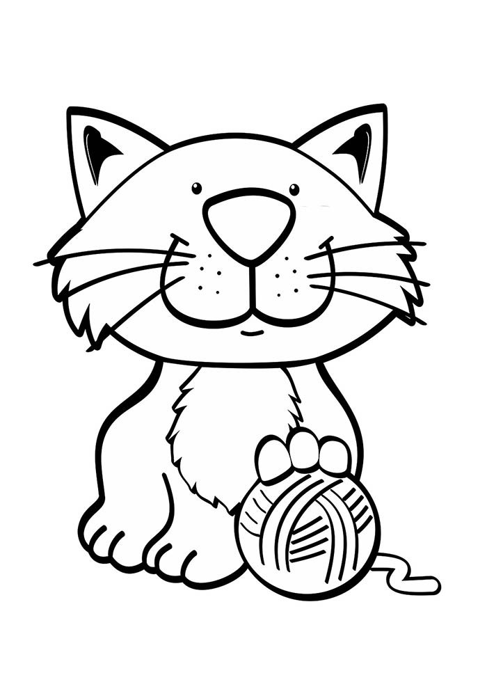 animal coloring page 20